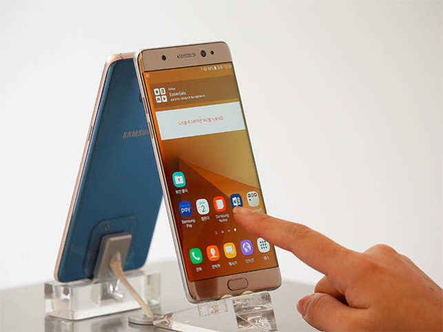 DGCA bans the use of Samsung Galaxy Note 7 on planes - The