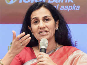 Chanda Kochhar also dismissed apprehensions about employee retrenchment due to use of robots in their banking functions.