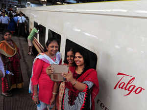 Talgo aims to take just 12 hours to reach the destination. Currently, Rajdhani Express train takes around 16 hours between Delhi and Mumbai.