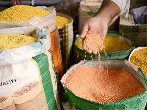 India's pulses production fell to 16.47 million tonnes in 2015-16 crop year (July-June) from 17.15 million tonnes in the previous year.