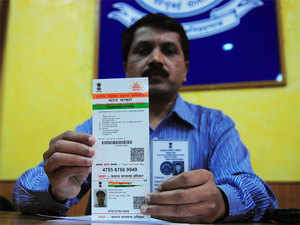 J Satyanarayana, was on Thursday appointed as the part-time Chairman of the Unique Identification Authority of India (UIDAI) which runs the ambitious Aadhaar project.