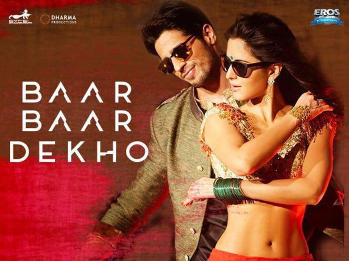 Baar Baar Dekho Review Pleasant Fairly Engaging The Economic Times