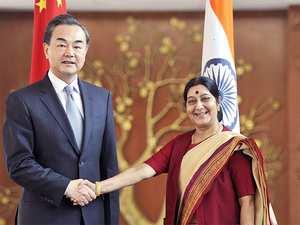 """""""It was a useful meeting to discuss merits of India's application,"""" a source explained. Wang's visit was decided when Foreign Minister Sushma Swaraj met her Chinese counterpart Wang Yi here last month."""