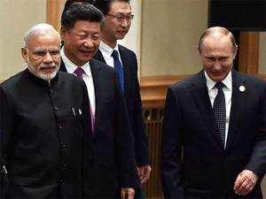 India is ramping up partnership with Russia across energy, connectivity, and manufacturing sectors besides maintaining robust defence ties.