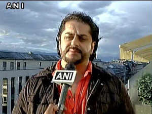 Mehran Marri, the Baloch Representative at the United Nations Human Rights Commission.