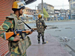 A de facto plebiscite already seems to have taken place there. Kashmiris appear to have voted with untiring throats, with eyes destroyed or deformed by pellets.