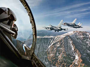 That the US blocked the delivery of F-16s in the 1990s even though Pak had paid for them is just one of the false narratives the military forces on Washington as it plays the victim card.
