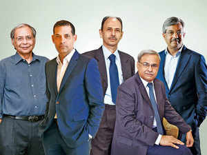 Sixty is clearly the new 30 for many silver citizens of corporate India. Former founders and seasoned suits are much in demand as PE enters adulthood here.