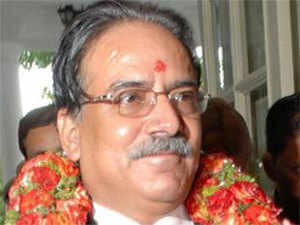 """Calling his talks yesterday with Modi """"very successful"""", Prachanda said Nepal's peace process has the goodwill and encouragement of India."""