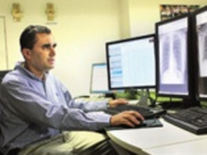 Set up in 2007 by Dr Arjun Kalyanpur(seen in the picture) and his wife Dr Sunita Maheshwari, the foundation provides pro bono radiology expertise to those who cannot afford it.