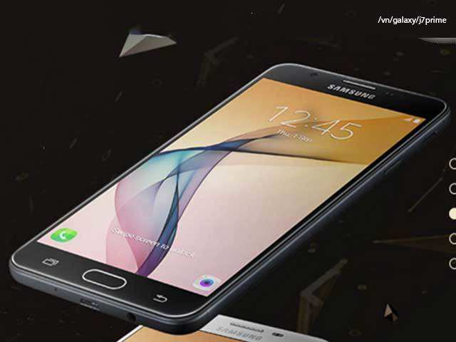 Samsung Galaxy J7 Prime launched in India at Rs 18,790 - Samsung