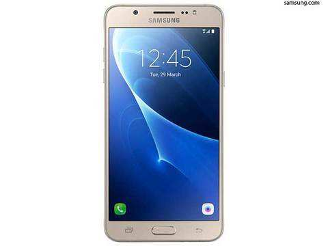 New Finger sensor in the homebutton - Samsung Galaxy J7