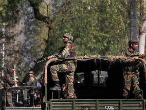 Heavily armed suspected Jaish-e-Mohammed militants from Pakistan had yesterday stormed the army base killing 17 personnel and wounding 20.