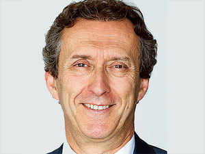EDF is also interested in nuclear energy, for which it has initial agreements with Nuclear Power Corp, but regulatory issues are still under discussion. In pic: Antoine Cahuzac, Chief Executive Officer, EDF Group.