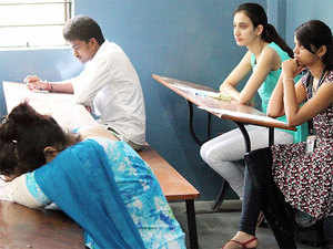 In a new low, only 40 per cent passed the course in the academic year 2015-16.