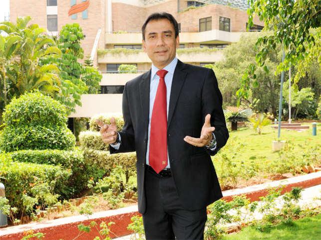 CEO of The Himalaya Drug Company,  Philipe Haydon.