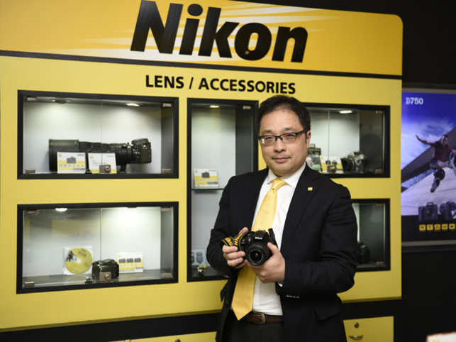 Nikon India's MD, Kazuo Ninomiya wants to make photography accessible to as many people as possible with its technology.