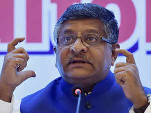 "Prasad also said the government was ""very conscious"" to follow SC orders regarding only schemes prescribed by SC for Aadhaar using it."