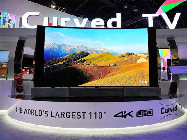 tcl 48 inch curved tv review the cheapest full hd curved led tv available today the economic. Black Bedroom Furniture Sets. Home Design Ideas