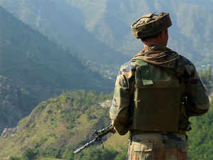 The operations along the LoC in Uri and Naugam sectors continue.