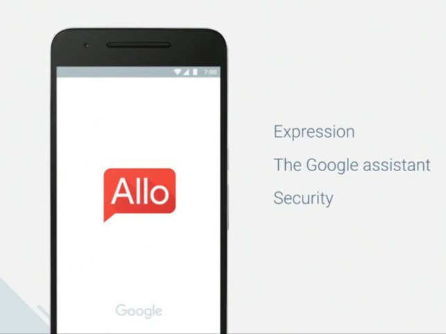 Allo has features such as smart reply, options for sharing photos & emojis, this is being seen as a move to counter Whatsapp & Hike Messenger.