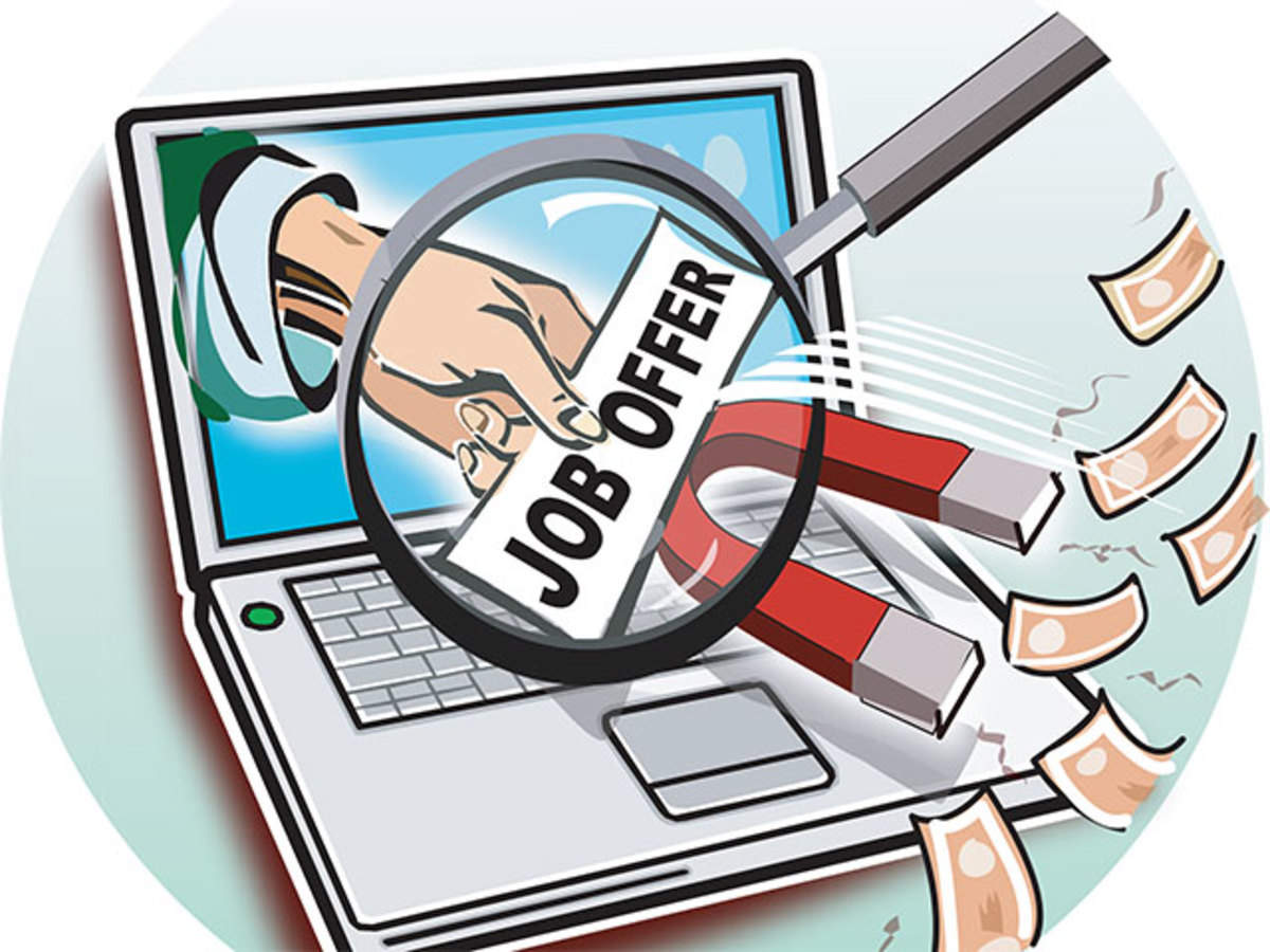 Online job market to double by 2020: Survey - The Economic Times