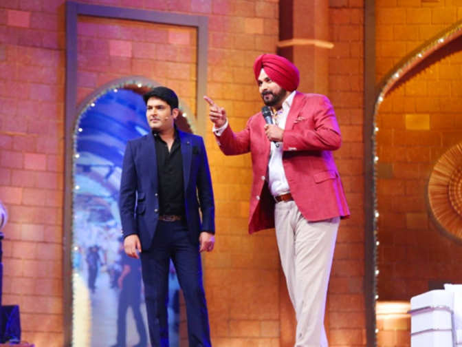 Keep calm and carry on watching! Sidhu not quitting 'Kapil Sharma