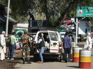The Army has also intensified patrolling in the villages, while people have been asked to restrict their daily movement.