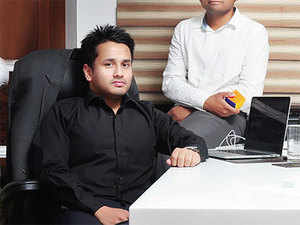 Mindler caters to students from class eight to class 12, and provides each student with an individual assessment and one-on-one counselling. In pic:  CEO Prateek Bhargava