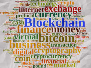 The blockchain is a distributed ledger where multiple companies -- such as banks -- can record transactions securely.