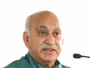 The poor are the most vulnerable victims of terrorism, not least because conflict leads to devastation, says Minister of State for External Affairs M J Akbar.