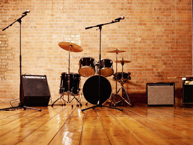 The exclusive world of Bengaluru's jam pads are an integral part of the thriving music industry here.