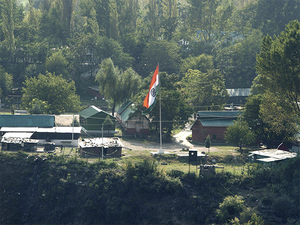 The maps showed various places of Uri including the Brigade Headquarters and other installations of this town, about 75 km North of Srinagar. The place is strategically important in view of the power project operated by National Hydel Power Corporation(NHPC).