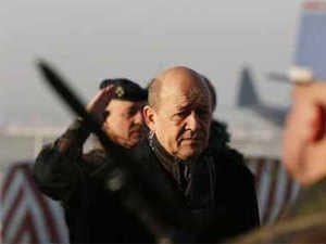The French position was conveyed by its Defence Minister Jean-Yves Le Drian to Prime Minister Narendra Modi when he called on him.