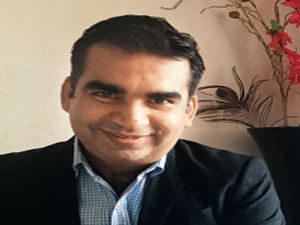 HItesh Gossain, Founder and CEO, Onspon