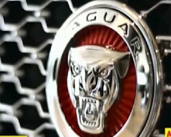 Auto Car India Jaguar Xf First Look The Economic Times Video Et Now