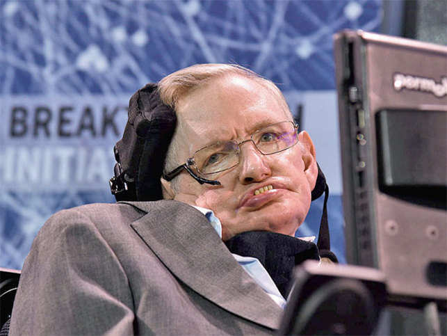If Aliens Call Do Not Answer Warns Stephen Hawking The Economic
