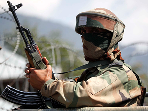 The arrest comes six days after the deadly attack by four heavily armed JeM terrorists in Uri in which 18 soldiers were killed. The four terrorists were also killed in the encounter.