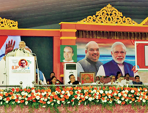 The PM said India had never bowed to terror and will never do so in future and will strive to defeat it.