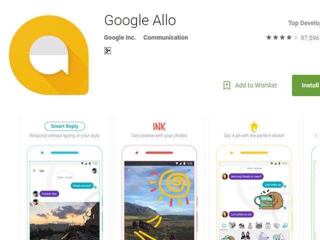 5 free Android apps that add to your fun - Google Allo