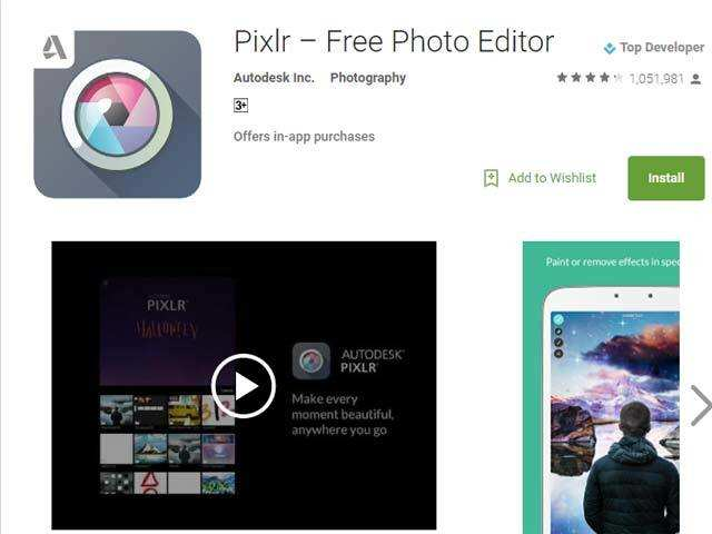 Pixlr - These 5 apps will make you a pro-photo editor | The Economic