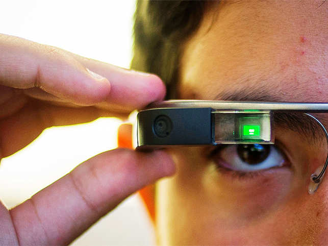 Google Glass allows paramedics to consult doctors in real time.
