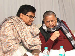 Mulayam Singh Yadav: Mulayam Singh forced me into politics, says Ram