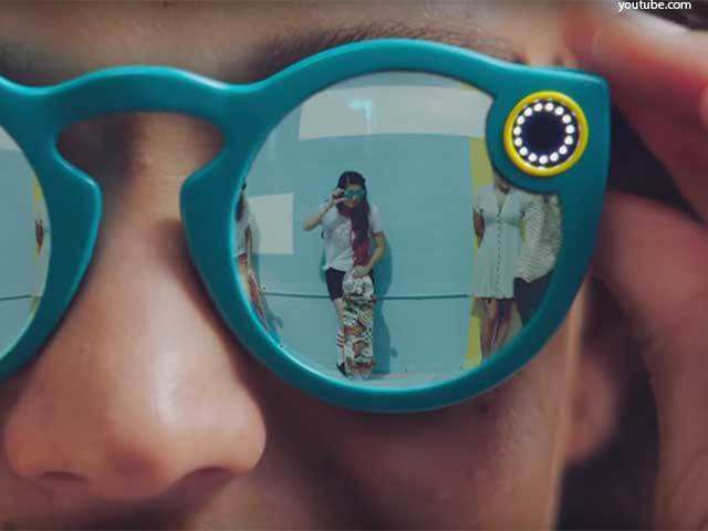 0a2cf9cb4e703 new  Snaptacles! Snapchat comes up with camera glasses - Snaptacles ...