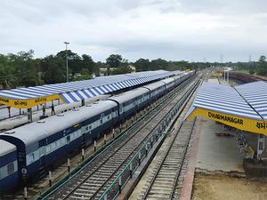 Delhi-Chandigarh Tejas Express and Ananad Vihar - Lucknow Tejas Express will run six days a week and Mumbai-Karmail Tejas five days.