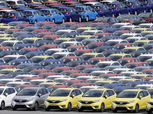 Tamil Nadu's automakers take sea route to ferry cars - The
