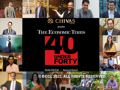 40 under Forty: Celebrating Young Leaders