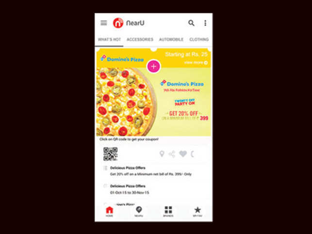 NearU for iOS & Android review: An app that helps you explore the