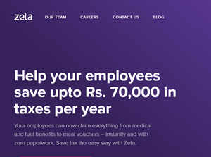 These unique e-solutions offer tax savings to employees as per legal provisions on fuel reimbursements or allowances, mobile phone and internet bill reimbursements and books & periodicals reimbursements.