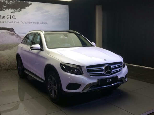 Good The Locally Produced GLC Will Be Available In Three Variants Priced Between  Rs 47.90 Lakh